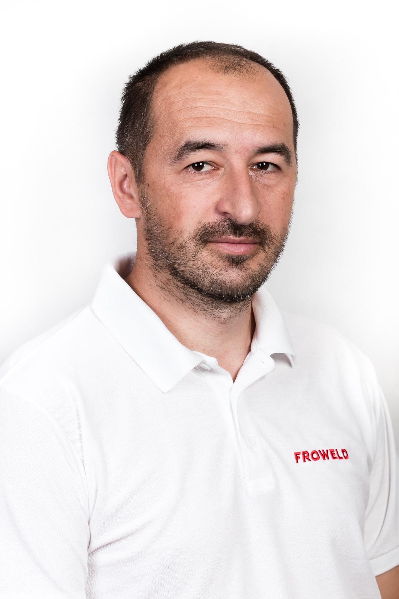 Peter Vilmos Froweld